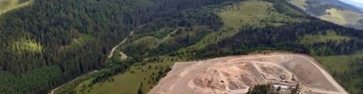 VICTORIE în instanță pentru relocarea gropii de gunoi din Vârful Mestecăniș